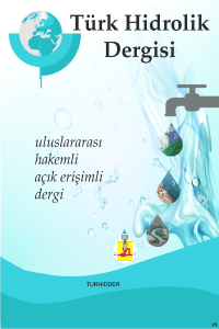 Türk Hidrolik Dergisi / Turkish Journal of Hydraulic